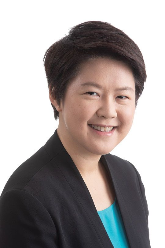 Ms Chin Wei Jia  Executive Director and Group Chief Executive Officer