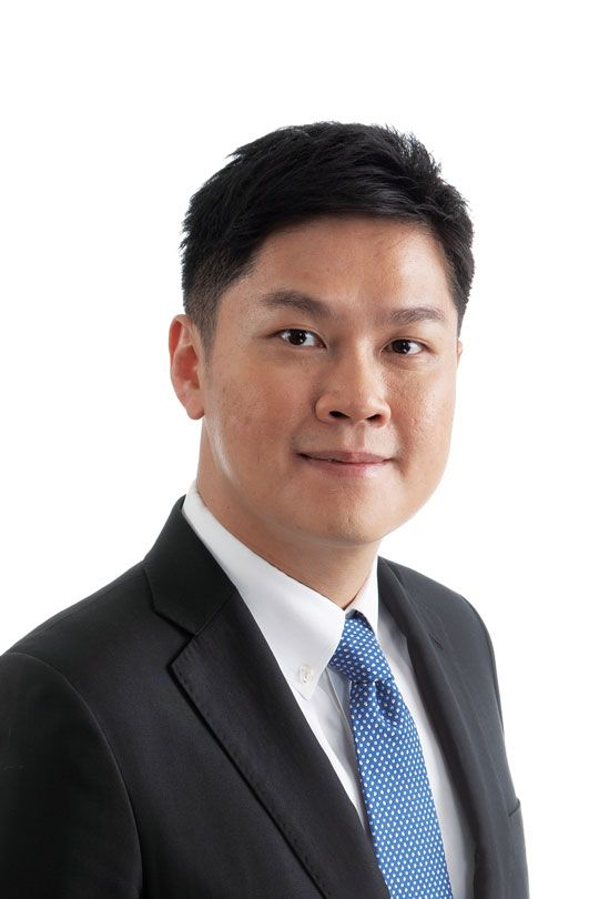 Mr Chin Wei Yao  Executive Director and Group Chief Financial Officer